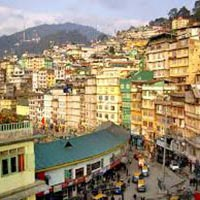 Casacading Darjeeling Tour