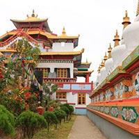 Gangtok - Kalimpong - Darjeeling Tour