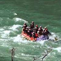 River Rafting Rishikesh - 1 Night Stay at Luxury Camp Tour