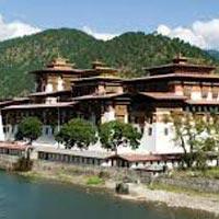 Phuntsholing, Thimpu, Punakha, Dochu-La Pass, Paro Tour