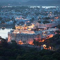 The Royal Rajputana In North India