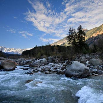 Shimla Manali Tour Packages By Car 20 Seater Tempo5 Night 6 Days Rs 14500/