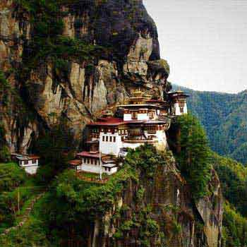 Magical Bhutan Package