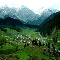 Ex Kashmir with Mata Vaishnodevi Package
