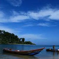 Wandoor Beach in Andaman Package