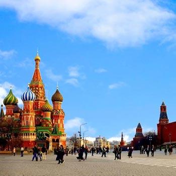 Explore Russia Tour