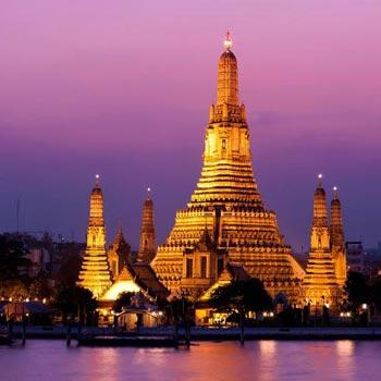 Golden Budhha temple