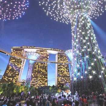 Malaysia - Singapore Tour