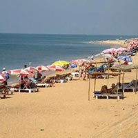 Goa with 04 star hotel Tour