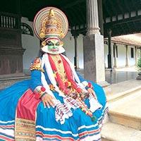 Kathakali Dance: