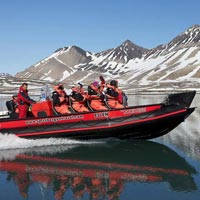 Summer Icefjord Safari Tour