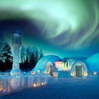 Aurora And Snowcastle Tour