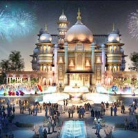 Dubai with Bollywood Theme park Tour
