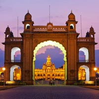 Bangalore - Mysore - Ooty Tour.