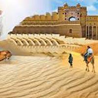 Golden Triangle With Rajasthan & Khajuraho Tour