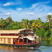 Tour of Kerala Backwater in Alleppey
