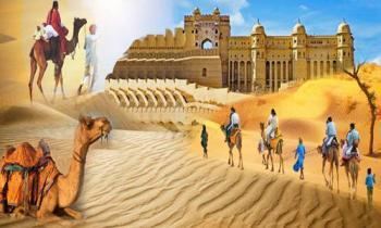 Delhi–Jaipur–Bikaner-Jaisalmer–Jodhpur–Delhi Tour