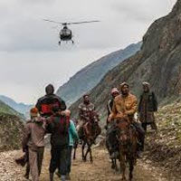 Amarnath Darshan by Helicopter - 02 Nights / 03 Days