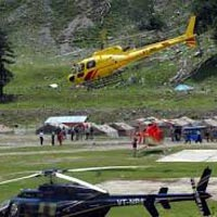Amarnath Darshan by Helicopter - 3 Nights / 4 Days Tour