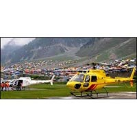 Amarnath Yatra by Helicopter - 06 Nights / 07 Days Tour