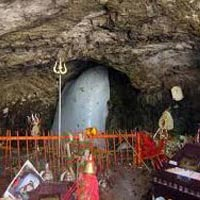 Shri Amarnath Yatra by Helicopter Tour