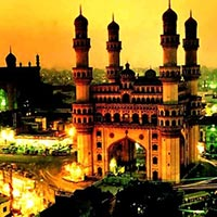 Bangalore - Hyderabad - Ramoji Tour