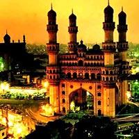 Bangalore - Hyderabad - Ramoji Tour