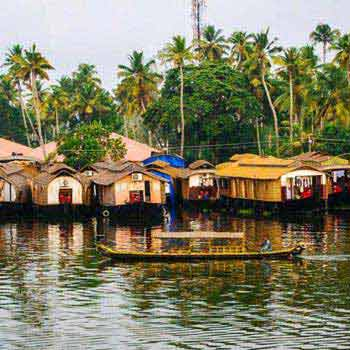 Munnar-Thekkady-Alleppy-Cochin Tour