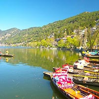 Masoori - Nainital - Kausani Tour - 12 Days