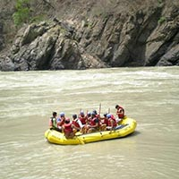 River Rafting Package From Rishikesh