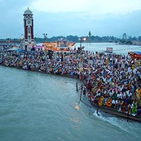 3 Night Stay Haridwar River Rafting and Camping Tour Packages