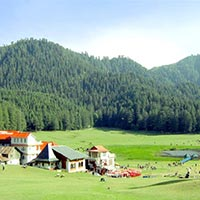 Dalhousie Honeymoon Tour
