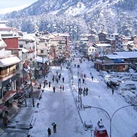 Volvo Manali Tour Pacakges for 4N / 5D