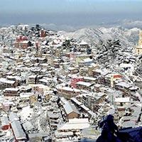Group Tour Package To Delhi - Manali - Shimla