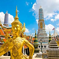 Thailand Free And Easy Tour