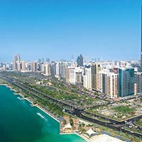 Dubai - Abu Dhabi Ferrari Park Tour