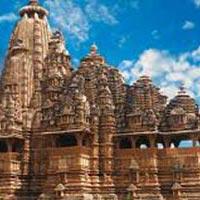India Tour With Khajuraho