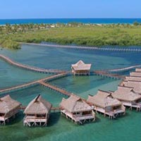 Flamingo Bay Water Lodge - Mozambique Tour