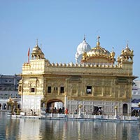 Himachal with Golden Temple