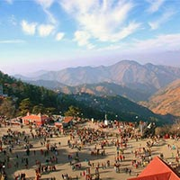 Exotic Himachal Trip 6 Nights 7 Days