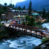 Exotic Manali Trip Ex Chandigarh Tour