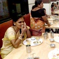 At Dinning