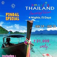 Thailand Tour Package From Chennai By Flight