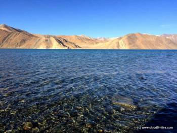 Leh with Pangong Lake Tour 5 Days