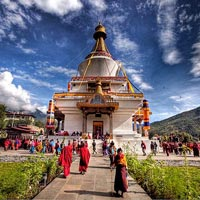 Bhutan - Happiness is a Place Tour