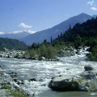 Land Of God'S Manali ( Camping ) Tour