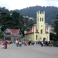 Former Capital Of British India - Shimla Tour