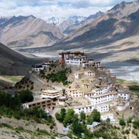 Kinnaur - Spiti Valley Jeep Safari Tour