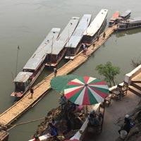 slow boay mekong river