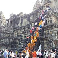 Siem Reap - Koh Ker